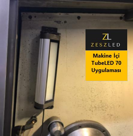 Makine İçi TubeLED 70 Uygulaması(3)